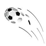 BALLON DE FOOTBALL DYNAMIQUE - 188962444