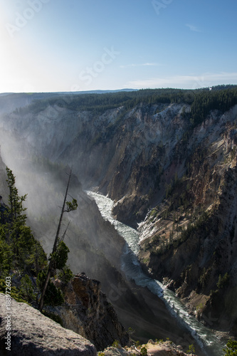 The Grand Canyon of Yellowstone - 188972603