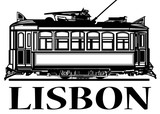 Old classic tramway of Lisbon - 189008060