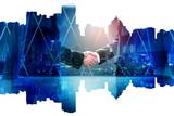 Teamwork, finance and innovation concept - 189022484