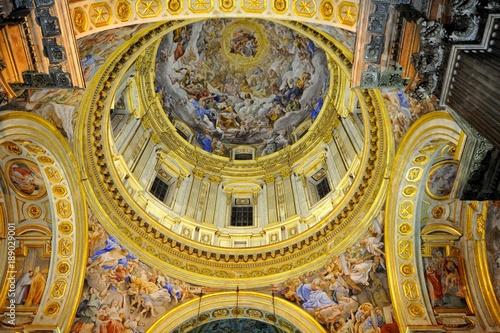 Fotobehang Napels Napoli Duomo, Cattedrale Santa Maria Assunta