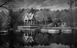 Japanese teegarden, Sendling Westpark Munich - 189032060