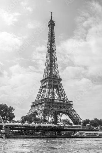 Foto op Plexiglas Eiffeltoren Eiffel Tower, Paris