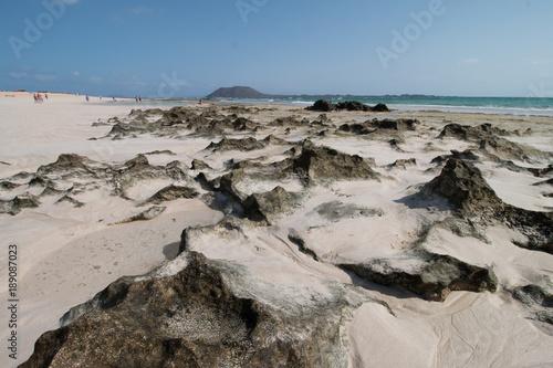 Fotobehang Canarische Eilanden fuerteventura