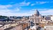 ローマ 世界遺産 サン・ピエトロ大聖堂