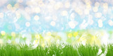 Hintergrund Natur im Frühling