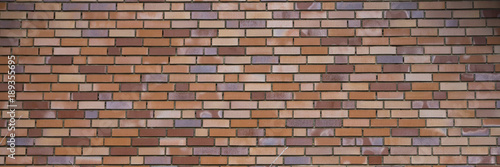 Foto op Plexiglas Baksteen muur Wand mit Klinker, Nordrhein-Westfalen, Deutschland, Europa