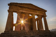 Temple of Concordia - Valley of the Temples - Agrigento - Sicily