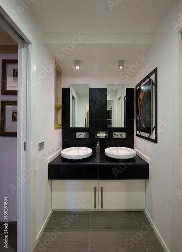 Fotobehang Spa Bathroom