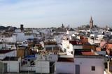 Blick über den Stadtteil Santa Cruz - 189397663
