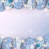 Stylish Easter background - 189415022