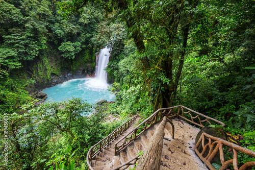 Waterfall in Costa Rica - 189450839