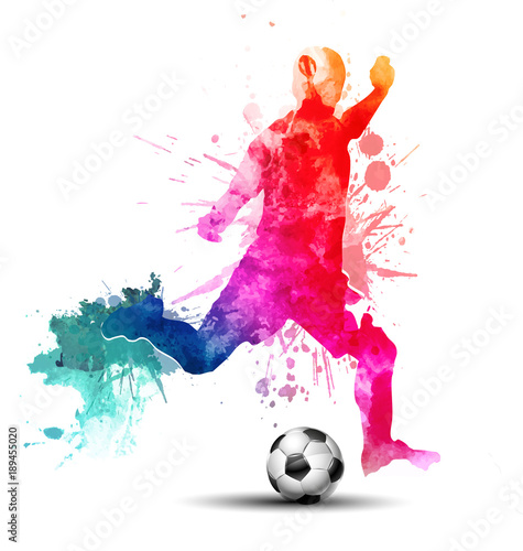 Keuken foto achterwand Bol Calcio, Competizioni, Mondiali, Europei