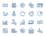 Finance Icon Set - 189455496