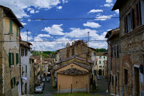 Papiers peints Toscane colle di val d'elsa