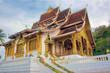 Temple of the Phra Bang Buddha image, Luang Prabang, Laos