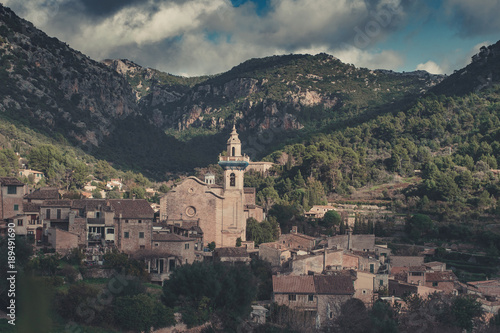 Keuken foto achterwand Cappuccino Valldemossa Mallorca