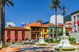 La Orotava in the historic city center. - 189553613