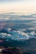 Quadro Panorama Luftaufnahme Gebirge