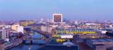 Berlin - The Panorama of Berlin in evening dusk. - 189617264