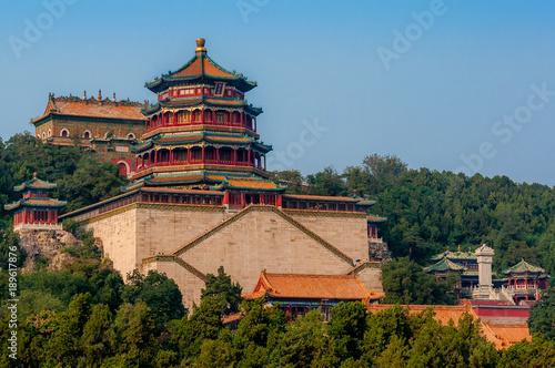 Fotobehang Peking temple