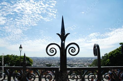 Tuinposter Parijs Montmartre, París