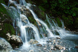 Wild water cascades - 189654254