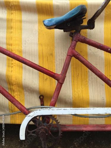 Fotobehang Fiets bike