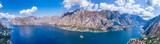 Aerial view of Stoliv, Bay Kotor, Montenegro - 189681412