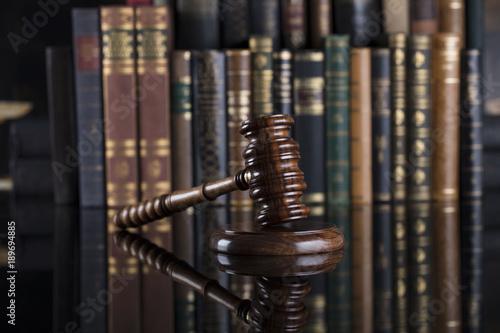 Fototapeta Lawyer business