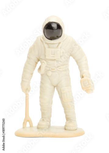 Fotobehang Nasa Astronaut Figurine