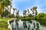 Echo park in Los Angeles - 189779497