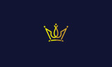 crown, kingdom, crown king, crown queen, power, jewelry, beautify, authority, gold, power, the power of the kingdom, emblem symbol icon vector logo - 189781057