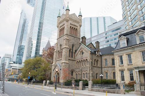 Foto op Plexiglas Toronto Saint andrews church, toronto