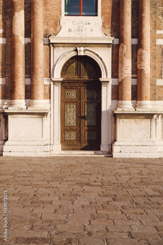 Venice city houses