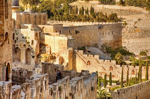 Plakát Jerusalem Stones