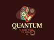 Quantum, humanity journey from atoms to spacetime