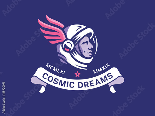 Dreaming the stars space run commemoration