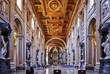 Quadro Erzbasilika von San Giovanni in Lateran Rom Italien