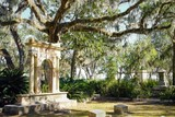 Historic Bonaventure Cemetery in Savannah Georgia USA