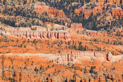 Aluminium Oranje eclat Bryce canyon