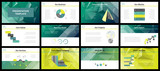 Business presentation templates - 189962657