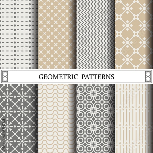 Fototapeta geometric vector pattern,pattern fills, web page, background, surface and textures