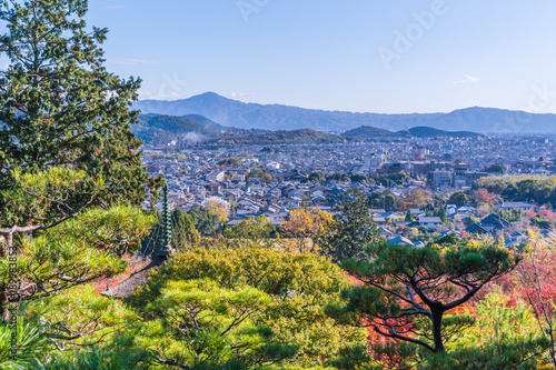 Papiers peints Kyoto 日本の秋 京都嵯峨 常寂光寺の紅葉