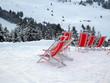 Skifahrer gegenüber dem Hochkönig - 190013804