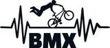 BMX heartbeat pulse