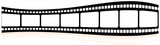 pellicule film avec reflets  - 190050873