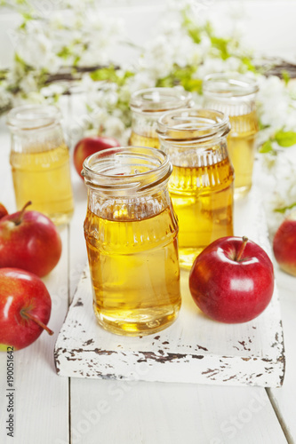 Aluminium Sap Fresh apple juice