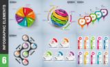 Infographic elements...