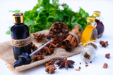 Essential Oils with Peppermint for Health and Spa  - 190113209